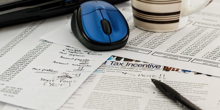 Let's Talk Taxes!