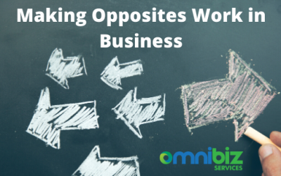 Making Opposites Work in Business