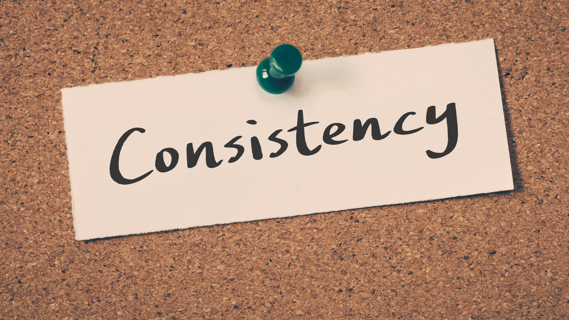Consistently Showing Up for Your Learners