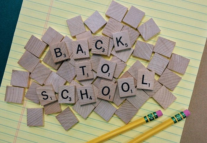 Back to School, Part 2